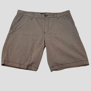 Hechter dress shorts gray with black thread size 3